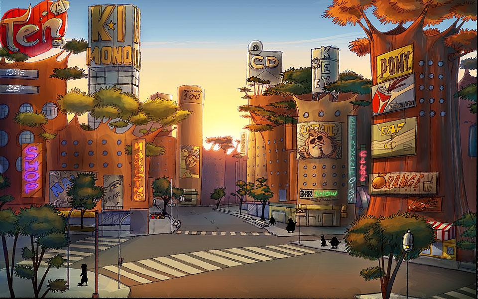 Portfolio 60  - Mono Animation